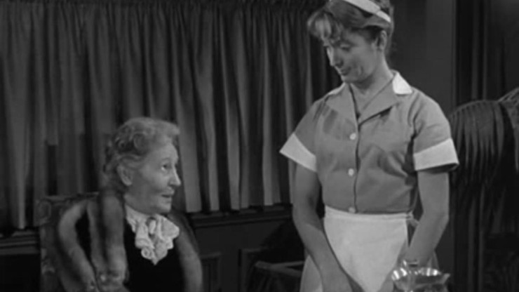 Alfred Hitchcock Presents: The Kind Waitress