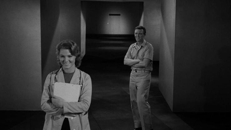 The Twilight Zone: The Long Morrow