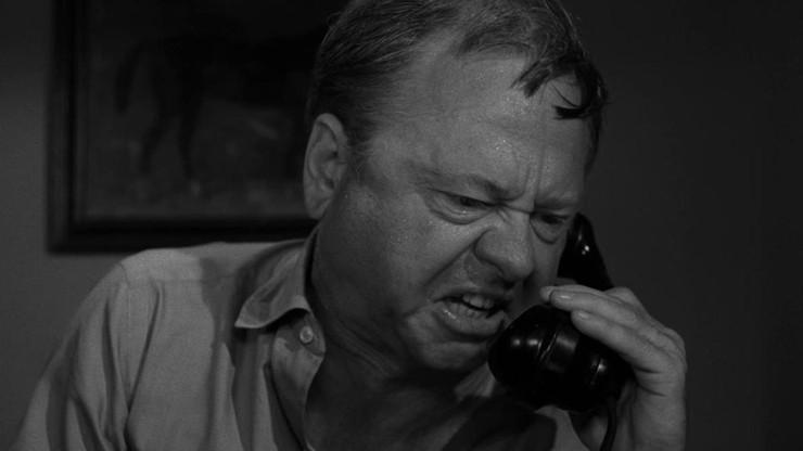 The Twilight Zone: The Last Night of a Jockey