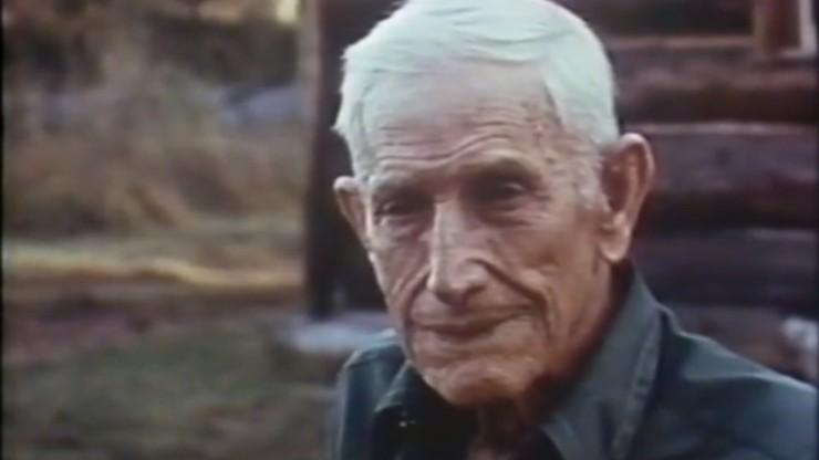 Luther Metke at 94