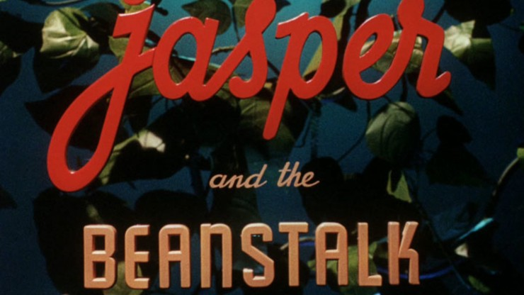 Jasper and the Beanstalk