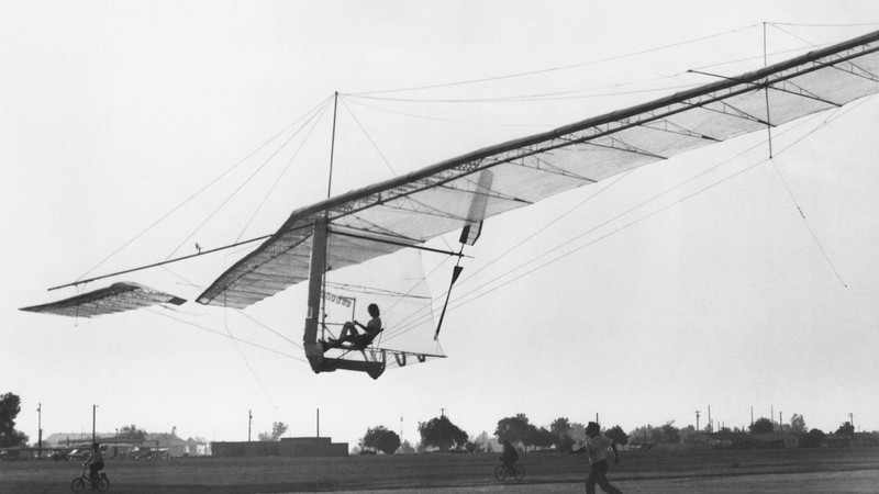 The Flight of the Gossamer Condor