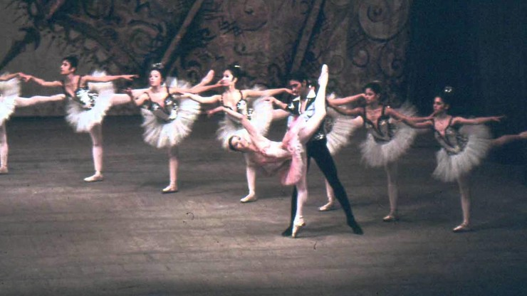 A Footnote in Ballet History?
