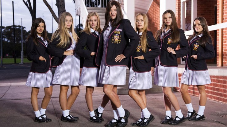 Ja'mie: Private School Girl