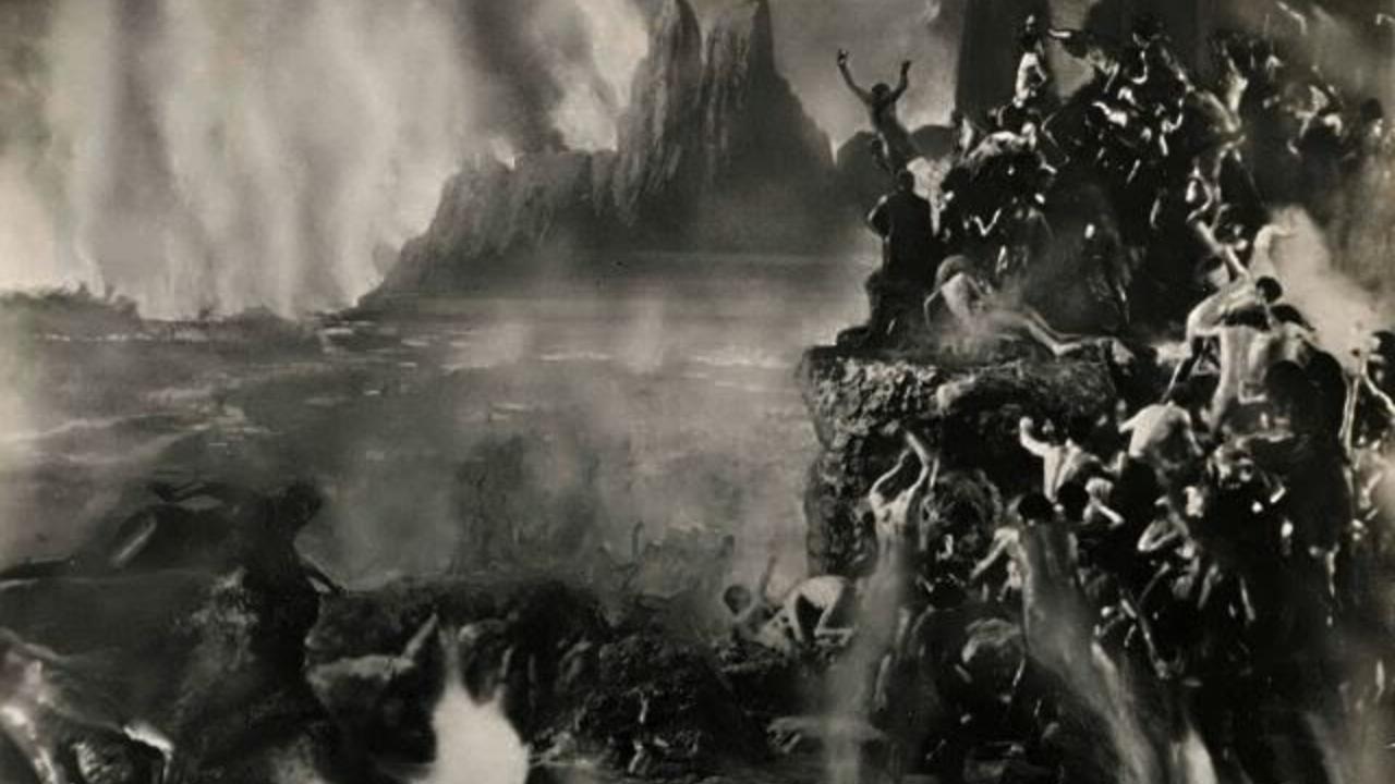 El infierno del Dante (1924) | MUBI