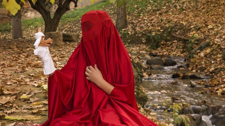Little Red Burqa