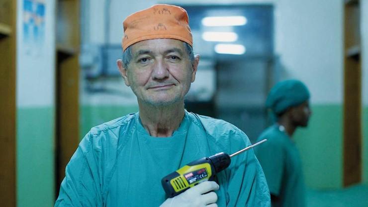 The Rebel Surgeon
