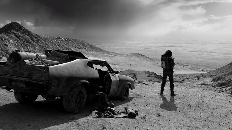 Mad Max: Fury Road (Black & Chrome Edition)