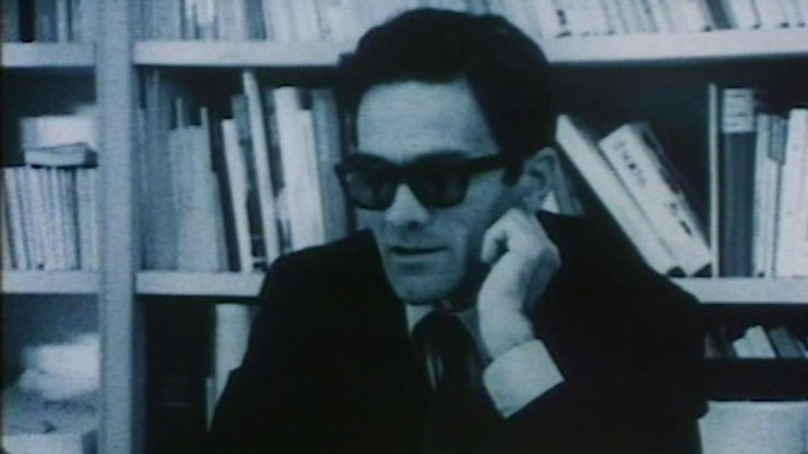 A futura memoria: Pier Paolo Pasolini