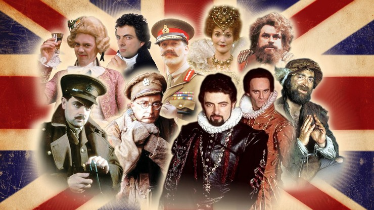 Blackadder - The Whole Rotten Saga