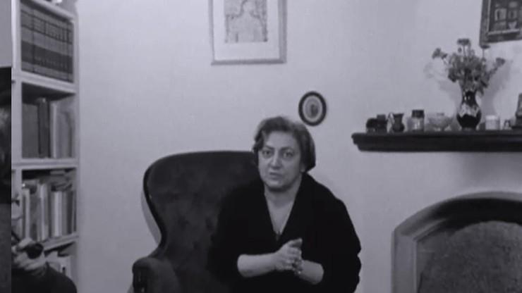 Maria Aurèlia capmany parla d'un lloc entre els morts