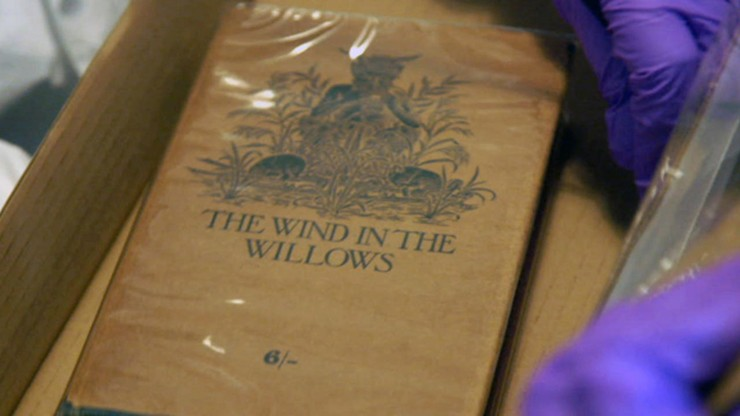 Catching a Killer: The Wind in the Willows Murder