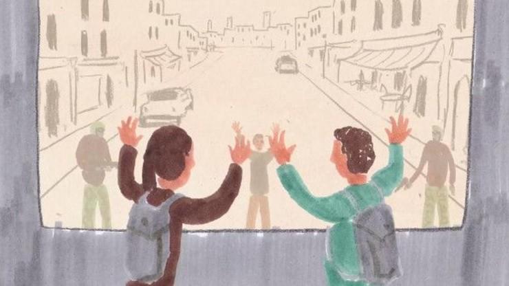 Escape from Syria: Faiza's Story