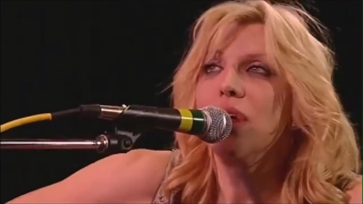 The Return of Courtney Love
