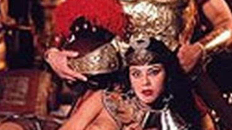 The Love Nights of Anthony and Cleopatra