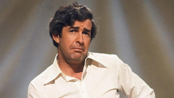 Dave Allen: God's Own Comedian