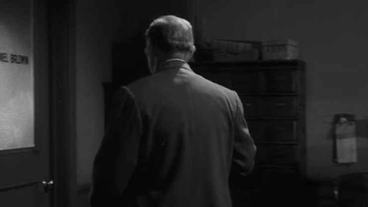 Alfred Hitchcock Presents: A Bullet for Baldwin