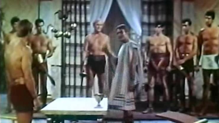 Die Revolte der Gladiatoren