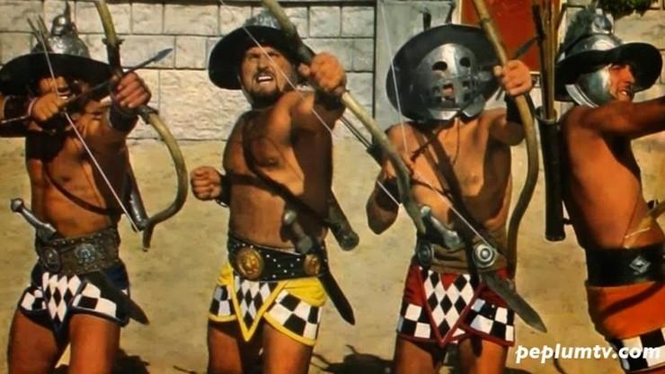 Spartacus und die 10 Gladiatoren (Spartacus und die zehn Gladiatoren)
