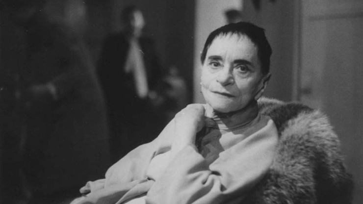 Portrait of Valeska Gert
