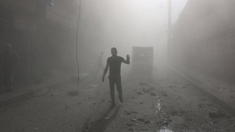 One Day in Aleppo