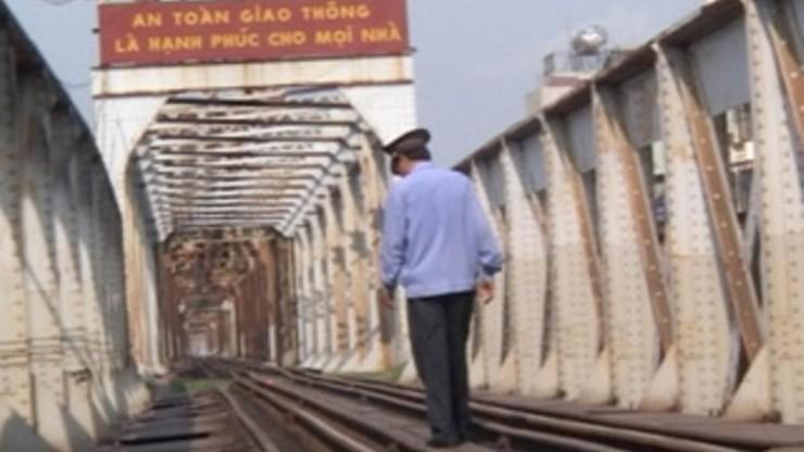 Hard Rails Across a Gentle River