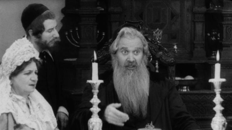 The Yiddish King Lear