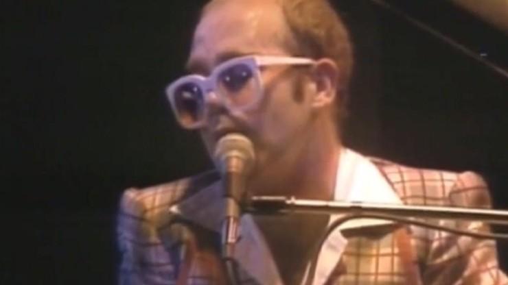 Elton John in Concert at Edinburgh