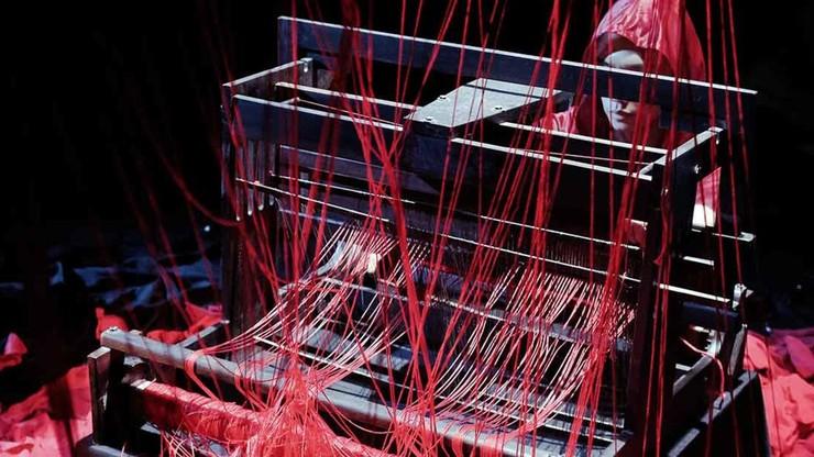 Weaving Anteh