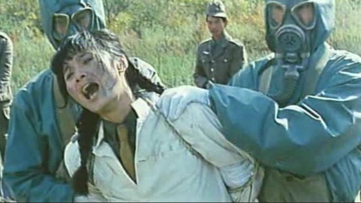 Maruta 3 ... Destroy all Evidence (Men Behind the Sun 3: A Narrow Escape/Narrow Escape)