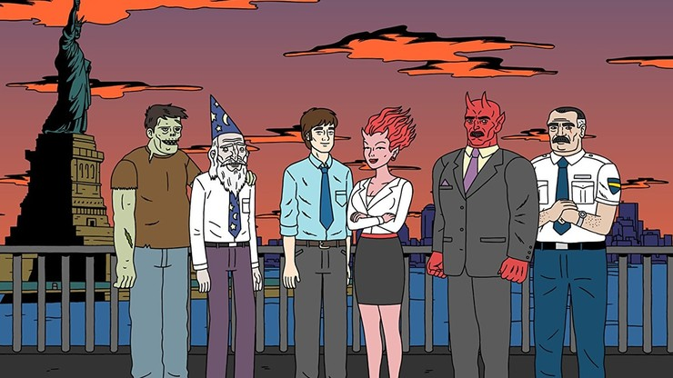 Ugly Americans