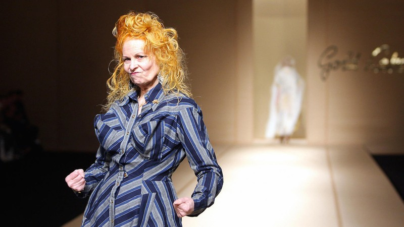 Vivienne Westwood. Reina punk