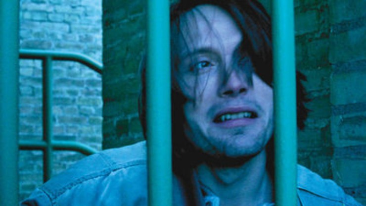The Glass House Prisoner