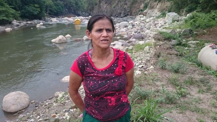 The Right to Be Heard. The Struggle of the Honduran Indigenous