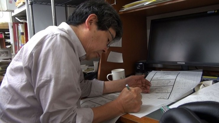 Isao Takahata and His Tale of Princess Kaguya