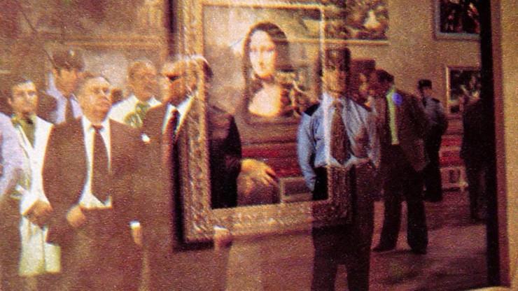 Mona Lisa is Sad