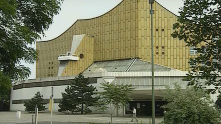 Imaginary Architecture, the architect Hans Scharoun