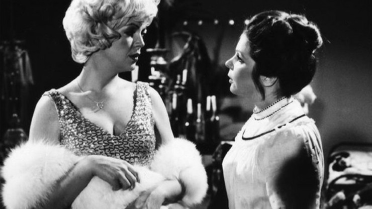 Und Rosa und Marilyn und...