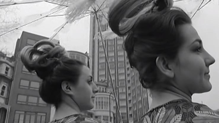 Hairstyles from Grandma to Beatles