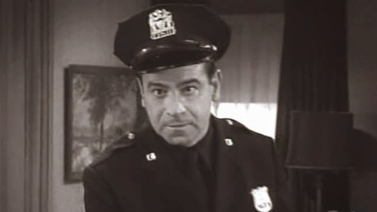 Alfred Hitchcock Presents: Cop for a Day
