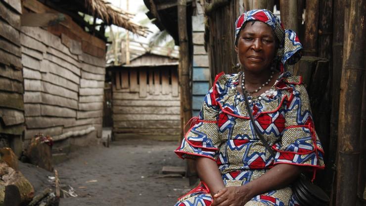 The Two Faces of a Bamiléké Woman