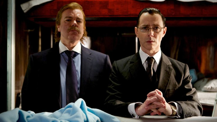 Inside No. 9: La Couchette