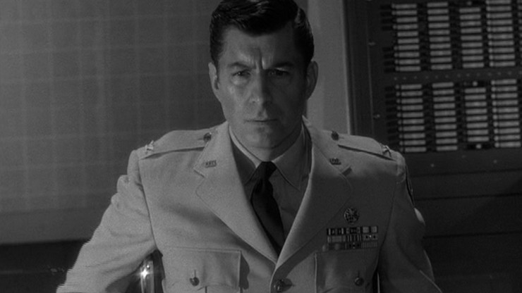 The Outer Limits: The Brain of Colonel Barham