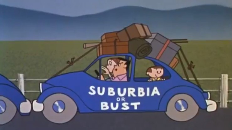 Funderful Suburbia