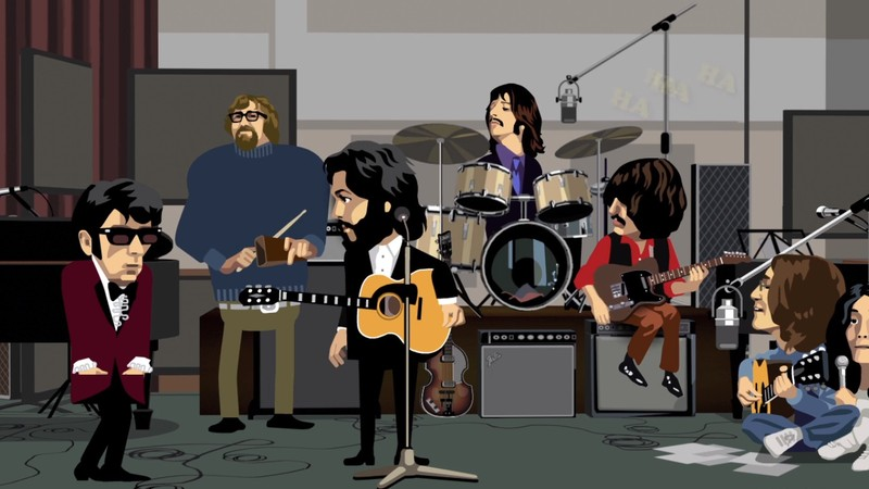 The Beatoons - The Studio Gags: Cowbell