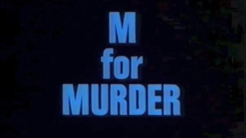 Dial M For Murder: Whatever Peter's Playing At?