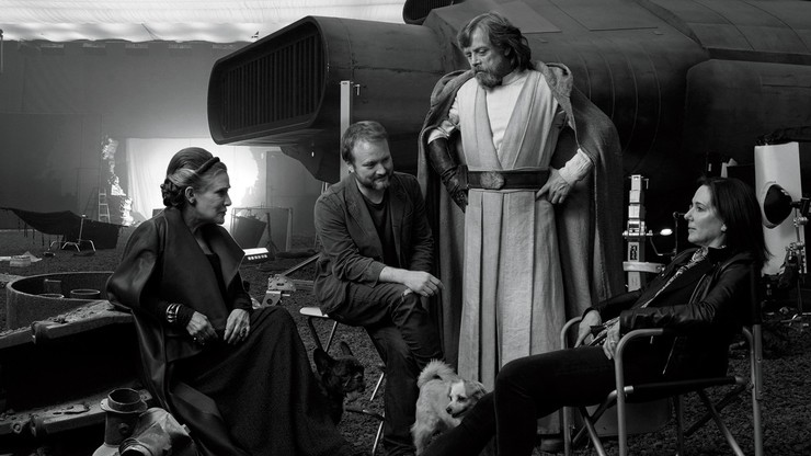 The Director and The Jedi