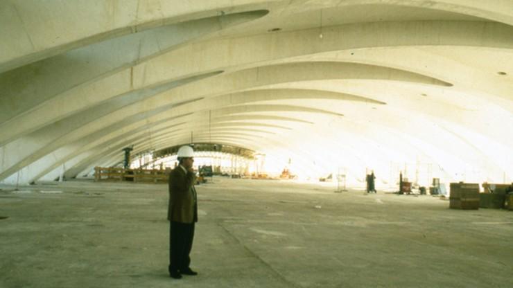 Santiago Calatrava's Travels