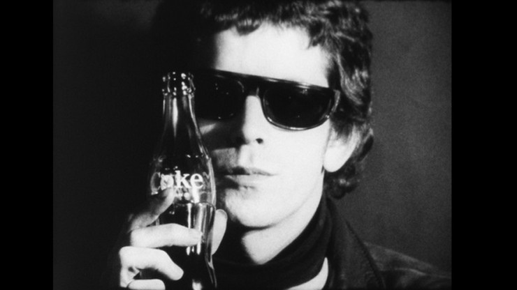Screen Test [ST269]: Lou Reed (Coke)