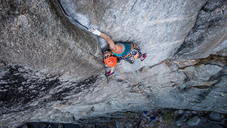 China Doll— Love, Obsession and Hard Traditional Climbing with Heather Weidner
